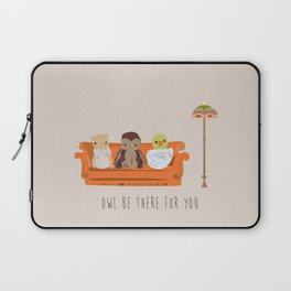 Owl Be There For You Laptop Sleeve