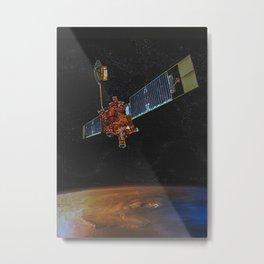 Mars Global Surveyor Metal Print