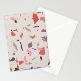 Rose Terrazzo - Light Stationery Cards