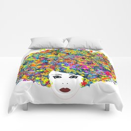 Great Hair Day Comforters