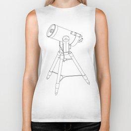 telescope Biker Tank