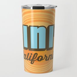 Encinitas - California. Travel Mug