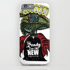 Annunaki Reptilian Reina  iPhone 6s Slim Case