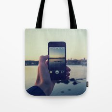 iPhoneogrpahy Tote Bag