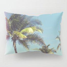 Tropical Palm Trees Pillow Sham
