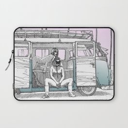 asc 691 -  Book cover for La Musardine Laptop Sleeve