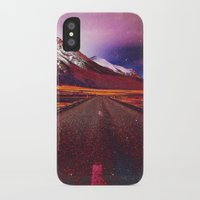 verse iPhone & iPod Cases featuring Verse II by Daniel Montero