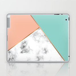 Marble Geometry 056 Laptop & iPad Skin