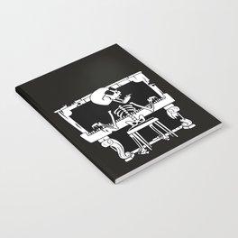 Piano ray Notebook