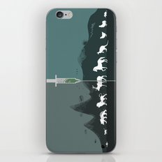 Animal Testing iPhone & iPod Skin