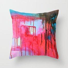 Midnight Soiree Throw Pillow