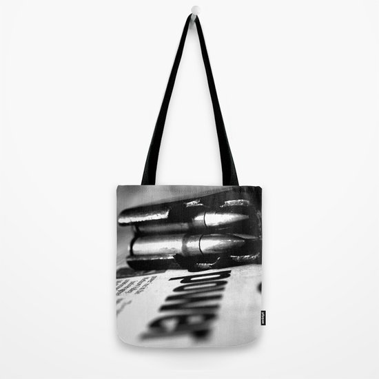 Pen and Sword Tote Bag