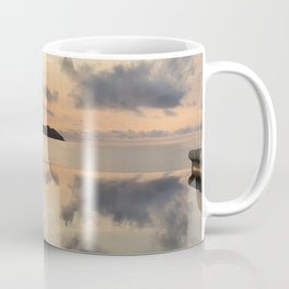 Sunset over Water Coffee Mug