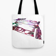 Mix Tape #9 Tote Bag