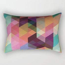 Rainbow Killer Rectangular Pillow