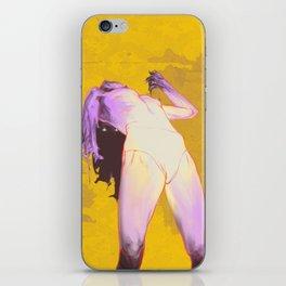 The Yellow Wallpaper iPhone Skin