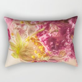 Flowering Plum #23 Rectangular Pillow