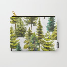 Coniferous Forest 3 Carry-All Pouch