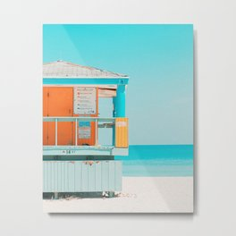 Santa Monica / California Metal Print