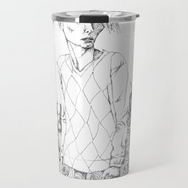 Tilda Swinton & Beetles Travel Mug