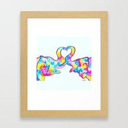 Endless Love Framed Art Print