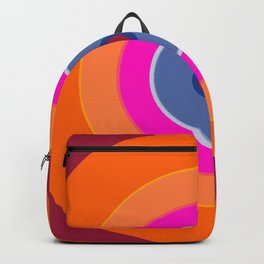 Color Circle Backpack