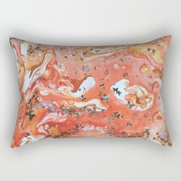 Flight of Butterflies Rectangular Pillow