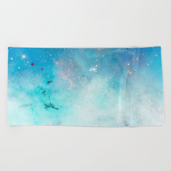 ε Izar Beach Towel