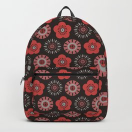 MCM Flower Power Backpack