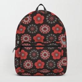 MCM Flower Power Backpack