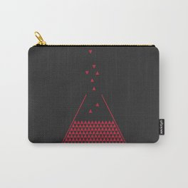 Refill the triangle Carry-All Pouch