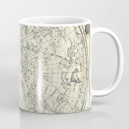 Southern Celestial Planisphere Coffee Mug