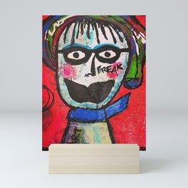 Freak Mini Art Print