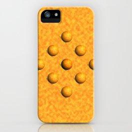 Nine Spheres iPhone Case