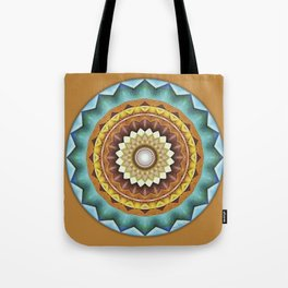 Mandalas from the Heart of Peace 8 Tote Bag