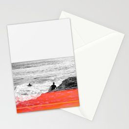 Surf Flare Stationery Cards