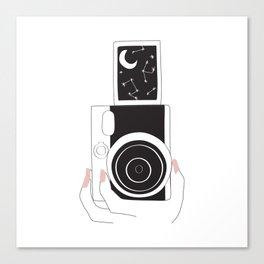 The Original Instagram Canvas Print