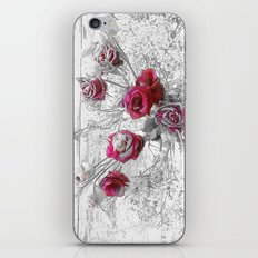Victorian Blood iPhone & iPod Skin