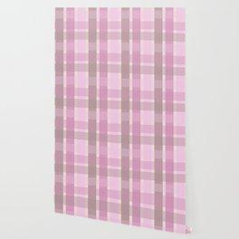 AFE Pastel Plaid Pattern Wallpaper