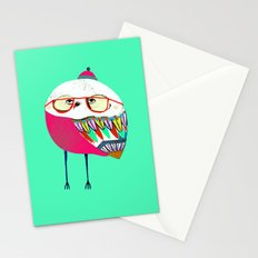 Owls are Cool Stationery Cards