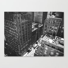 Vertigo, NYC.  Canvas Print
