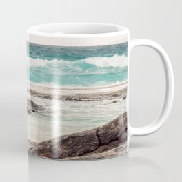 Watching the Waves Roll In Coffee Mug