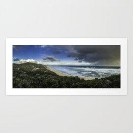 Portsea Scenic Lookout Art Print