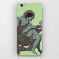 sam smith iPhone & iPod Skins featuring Sam by Noble Demons