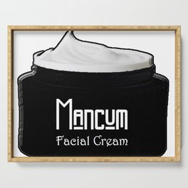 Mancum Serving Tray