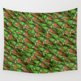 Live for the Catch- Redfish Camo Wall Tapestry