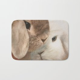 SomeBunny Loves you! Bath Mat