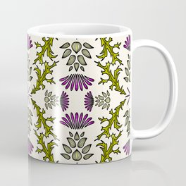 Wild Thistle Meadow Coffee Mug