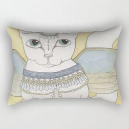 Blanka Cat Fairy Rectangular Pillow
