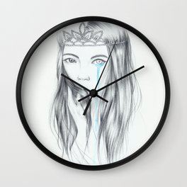 You will be loved Wall Clock